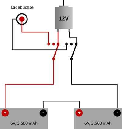 Akku mit solarzelle laden schaltplan – Dynamische ...